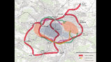 Grand Paris : le tracé du métro automatique sur les rails