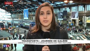 "Grève dans les transports publics : ""Il va encore falloir anticiper jeudi"""