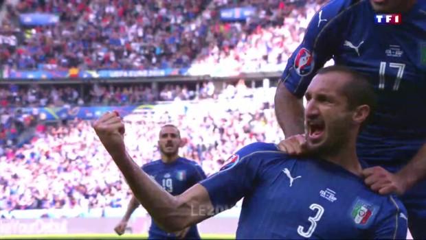 Italie-Espagne : L'Italie tient sa revanche et se qualifie en quarts de finale