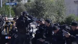 Jérusalem : la tension monte encore d'un cran