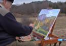 Le 13 heures du 25 janvier 2015 : Zoom sur l'Auvergne: l%u2019école de peinture de Murol - 1811.475
