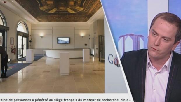 Le siège de Google à Paris a été perquisitionné ce mardi