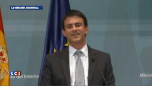 Quand Manuel Valls évoque ses racines, en Espagnol