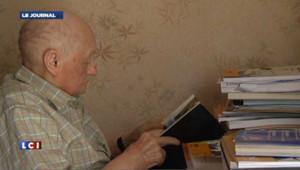 René, 87 ans, doyen des candidats au Bac 2012