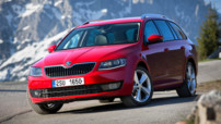 Skoda Octavia Combi 2013