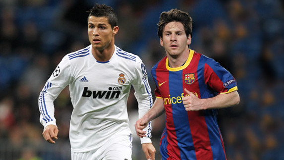 Real Madrid - FC Barcelone, Ligue des Champions