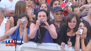 Cannes 2012 : stars huées et scènes d'hystérie