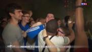 De Paris à Gao, les Français ont vibré devant France-Roumanie
