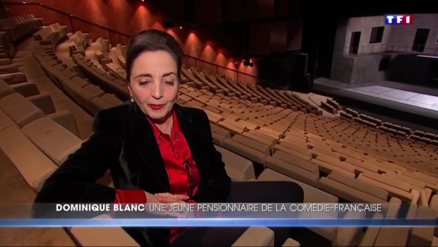 Dominique Blanc, un nouveau rendez-vous avec Jean Racine
