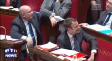 Jean Lassalle fait pleurer de rire les députés en racontant ses déboires avec le permis