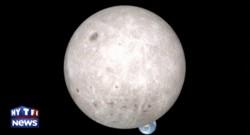 La NASA dévoile la face cachée de la Lune