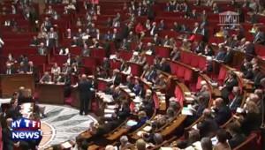 """Sapin : l'endettement de la France n'a pas cessé de """"croasser"""""""
