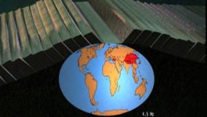 continents plaques