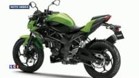 Emission Moto Hebdo 31 Mai 2014 Kawasaki 250 SL