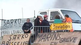 marins grève pêche ports pêcheurs