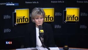 """Morano : Hollande, un """"homme dangereux pour la France"""""""