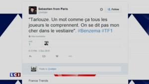 Benzema sur TF1 : les internautes décryptent l'interview avec humour