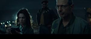 Charlotte Gainsbourg et Jeff Goldblum dans la bande-annonce de Independence Day Resurgence.