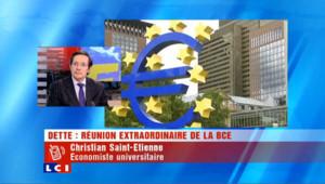 """Crise : """"La France pas à l'abri d'une attaque sur sa dette"""""""