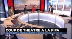 """FIFA : """"Il y aurait une enquête individuelle sur Sepp Blatter"""""""