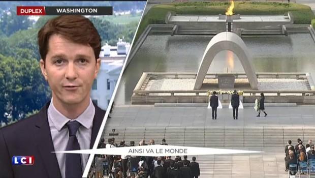 Hiroshima : Barack Obama veut laisser une trace dans l'histoire