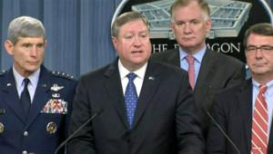 L'annonce du choix de Boeing pour équiper l'armée de l'air américaine (24/02/2011)