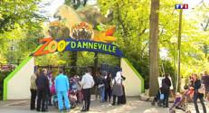 Le 13 heures du 24 avril 2015 : A Amnéville, pas le choix, la taxe foncière va doubler - 881.136