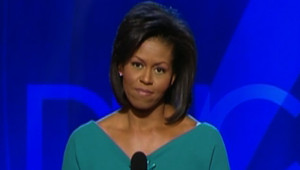 michelle obama discours convention