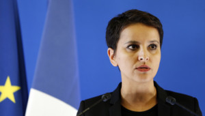 Najat Vallaud-Belkacem ministre Education nationale