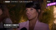 Carole Bouquet et Florence Foresti émues aux larmes après la projection du Petit Prince