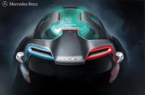 LA Design Challenge 2012 - Mercedes Ener-G-Force