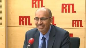 Le premier secrétaire du PS Harlem Désir sur RTL.