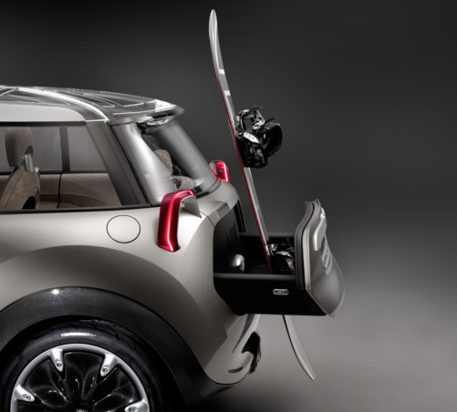 voiture mini rocketman concept