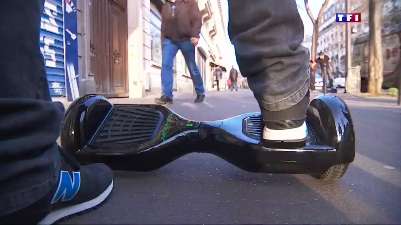 si pu usare l hoverboard sulle strade no multa fino a 100 euro. Black Bedroom Furniture Sets. Home Design Ideas