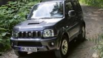 SUZUKI Jimny 1.3i VVT JLX - 2012