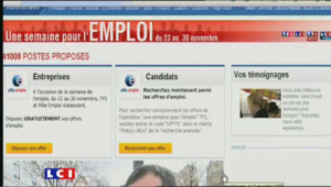 Semaine pour l'emploi : 41.000 annonces en une semaine