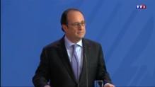 """Brexit - François Hollande: """"La responsabilité c'est de ne pas perdre de temps"""""""