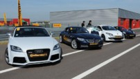 Conti-Safety-Days-2010-Audi-TT-Porsche-Cayman