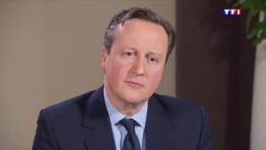 EXCLU TF1. L'intégralité de l'interview de David Cameron au forum de Davos