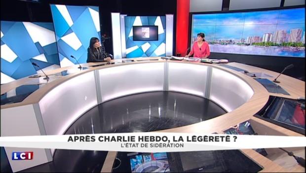 """L'après-Charlie Hebdo : """"Le 7 janvier, on a basculé, j'étais démolie"""", témoigne Catherine Meurisse"""