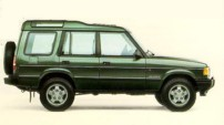 LAND ROVER Discovery 2.5 TDI Style (7pl) - 1991