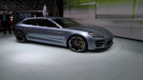 Porsche Panamera Sport Turismo Concept Mondial Auto 2012