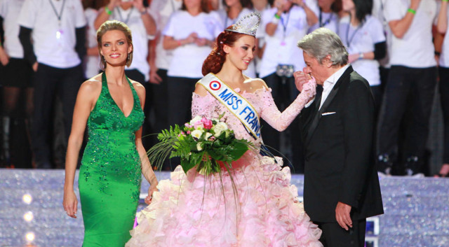 Miss France 2012 - Delphine Wespiser