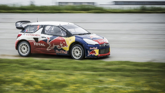 Citroën DS3 XL XGames Loeb 2012