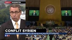 """Départ d'Assad : Poutine """"apparaît incontournable sur cette scène"""""""