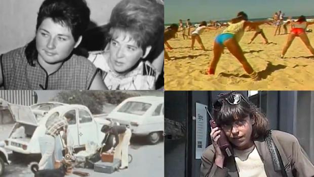 Ete des années 60,70,80 et 90