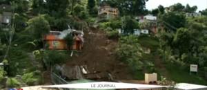 Mexique : au moins 38 morts dans des coulées de boue