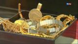 Atelier de fonte d'or découvert à Montreuil: cinq hommes mis en examen