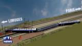 Comment le train a déraillé à Brétigny : les images animées et en 3D (V3)