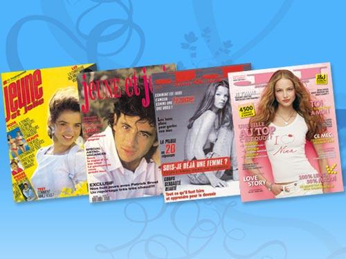 Gagnez un abonnement au magazine Jeune & jolie